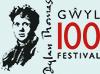 Dylan Thomas 100 logo